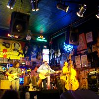 Honky Tonking in Nashville
