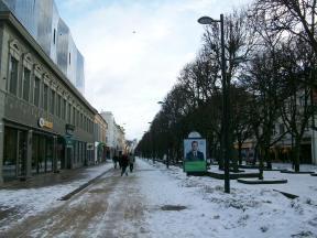 Laisves Avenue