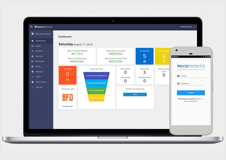 User interface graphic designs