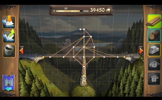 Bridge Constructor Medieval Ipad Iphone Android Mac