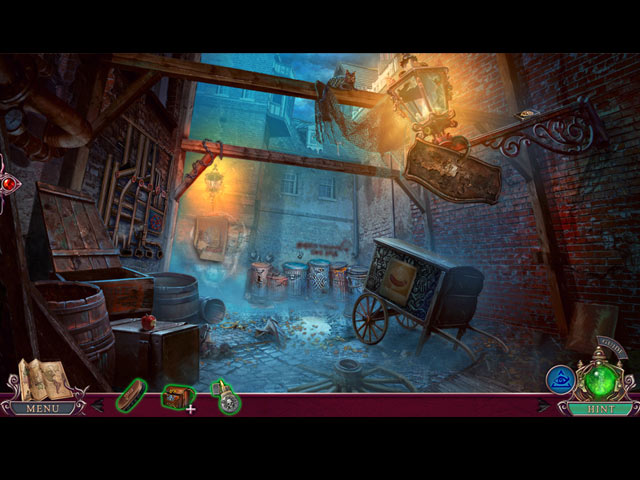 Dark City: London - Screenshot 1