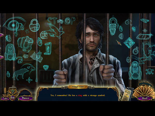 Grim Facade: The Message - Screenshot 1