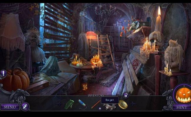 Halloween Stories Invitation Collector S Edition Ipad