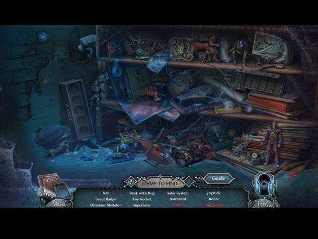 Harrowed Halls: Hell's Thistle - Screenshot 2