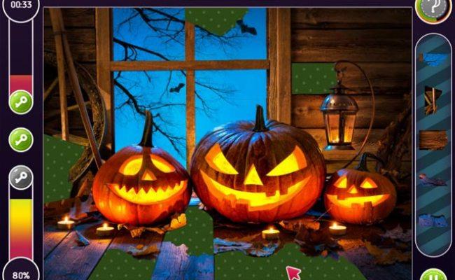 Holiday Mosaics Halloween Puzzles Ipad Iphone Android