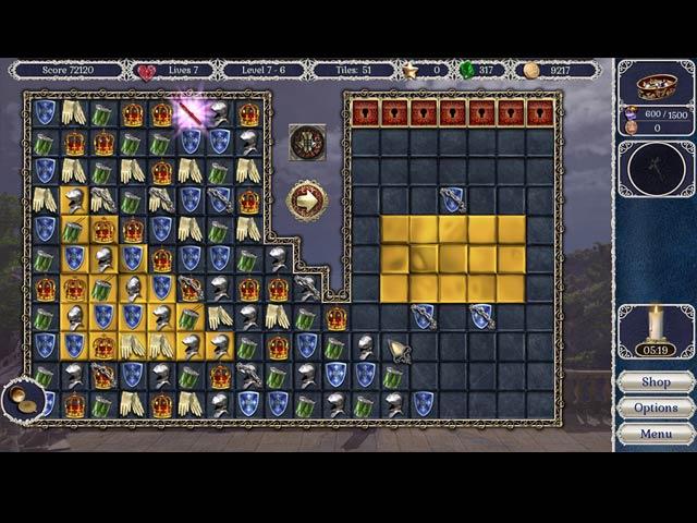 Jewel Match Royale 2: Rise of the King - Screenshot 1