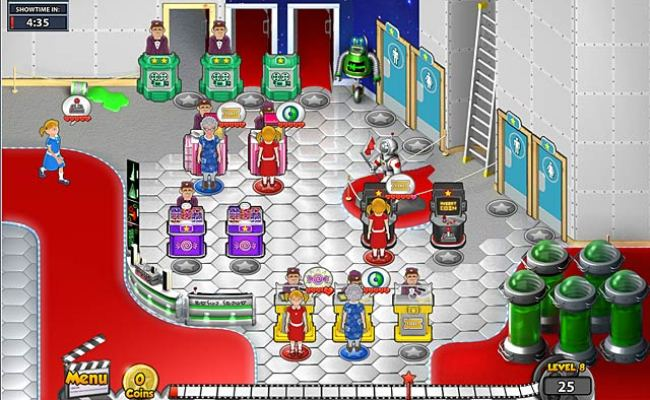 Megaplex Madness 2 Summer Blockbuster Ipad Iphone