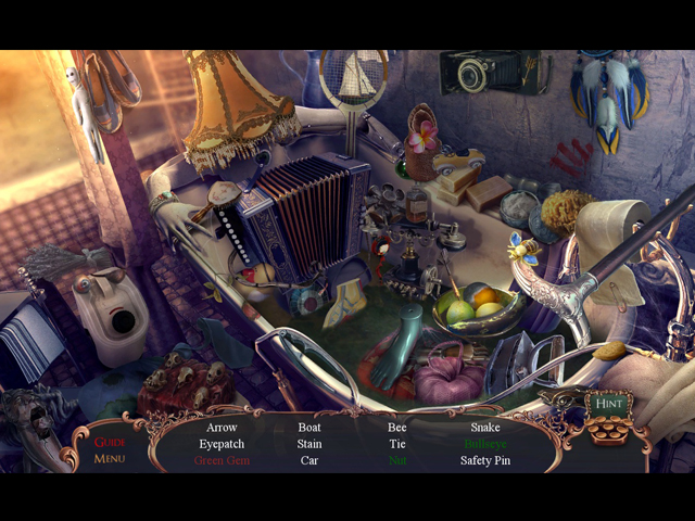 Mystery Case Files: The Countess - Screenshot 3