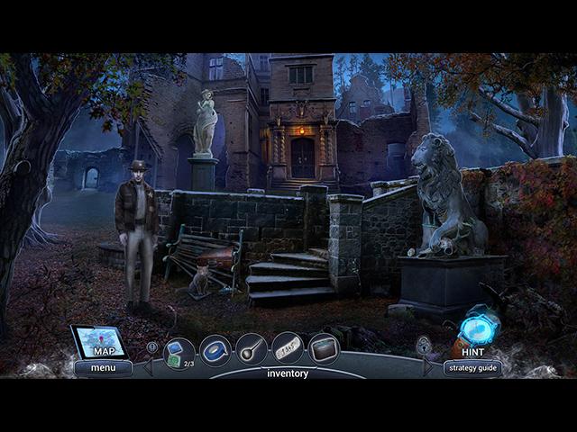 Paranormal Files: The Tall Man - Screenshot 1