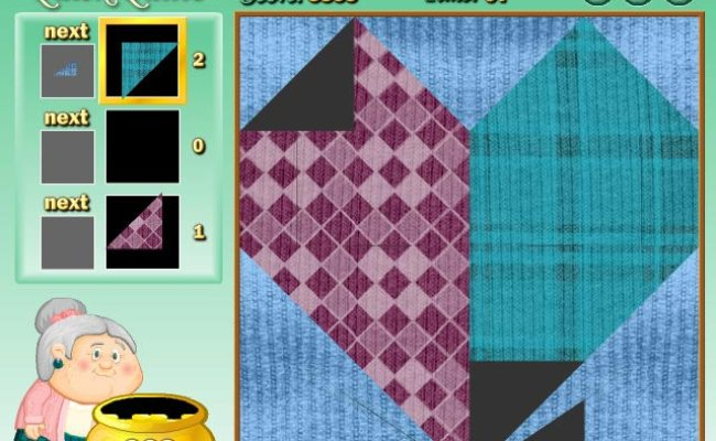 Play Quilting Time Online Games Big Fish