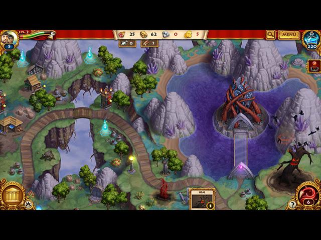 Roman Adventures: Britons - Season Two - Screenshot 1