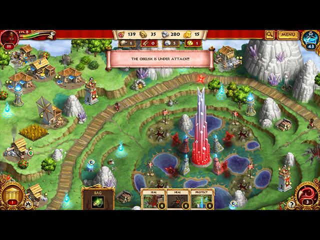 Roman Adventures: Britons - Season Two - Screenshot 3