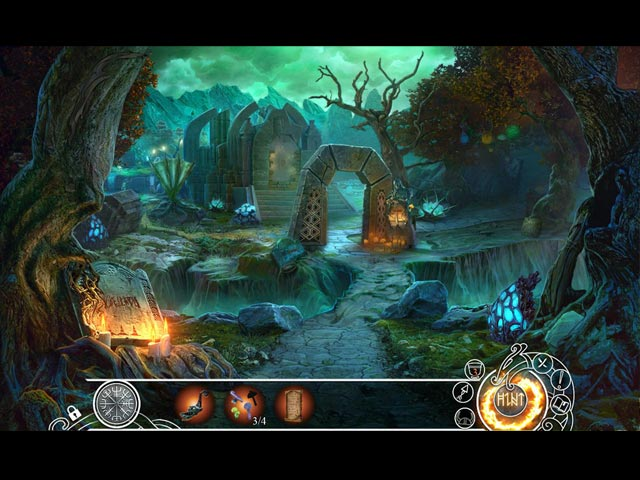 Saga of the Nine Worlds: The Four Stags - Screenshot 3