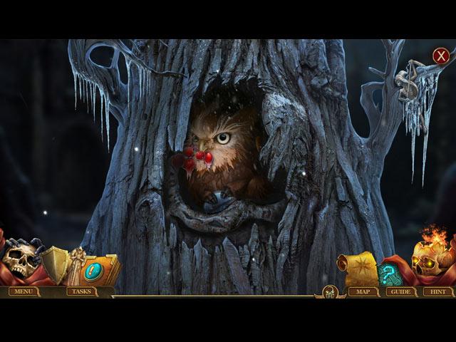 Spirits of Mystery: The Last Fire Queen - Screenshot 1