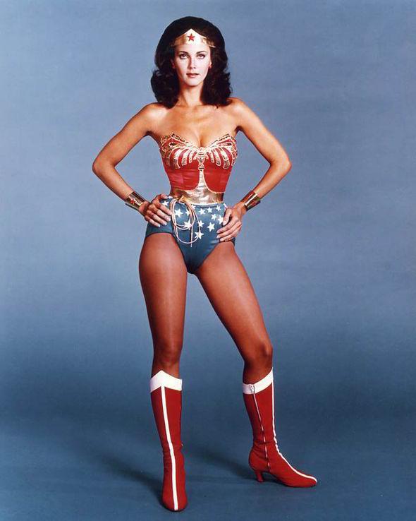Hey, Wonder Woman!