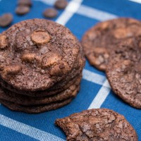 Melt-in-Your-Mouth Buttermilk Chocolate Cookies