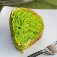 Bánh Bò Nướng: Vietnamese Honeycomb Cake