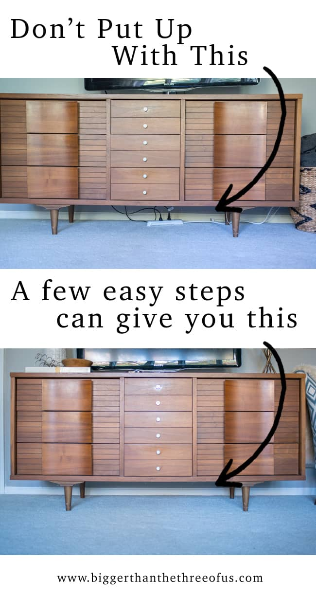 Tips and Tricks for hiding ugly cords in the living room