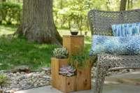 DIY Planter Pot Table Combo for the Patio - Bigger Than ...