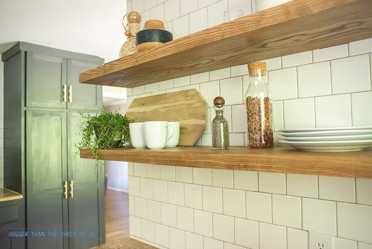 How to Install Heavy Duty Floating Shelves  for the