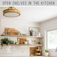 Kitchen Drawer Organizer Outdoor Kitchens Plans How To Install Heavy Duty Floating Shelves - For The ...
