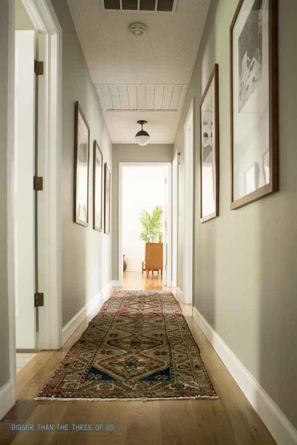 Modern Travel In Hallway - Bigger Three Of