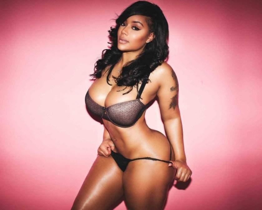 Sexy Aundreana Rene