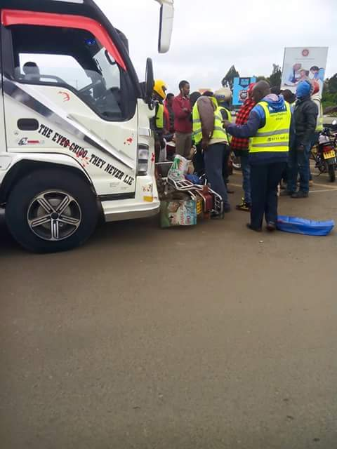 Ongata Rongai accident again 1