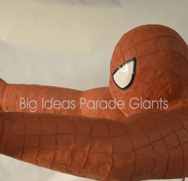 Spiderman Parade Balloon - Model