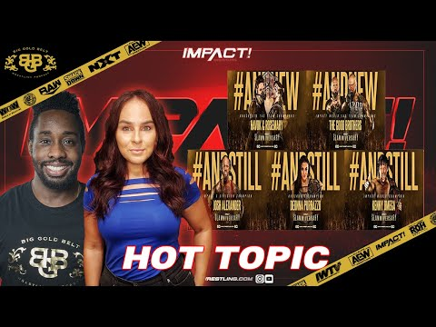 Impact Wrestling Review   IMPACT! Highlights Weekly   (7/23/2021)   What a week!