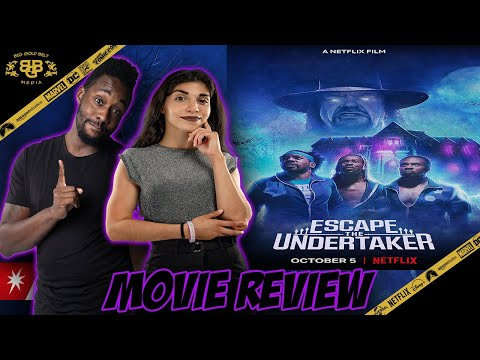 Escape The Undertaker – Review (2021) w/ Sam Leterna | The New Day & The Undertaker Netflix Movie