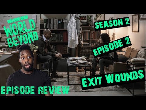 """The Walking Dead World Beyond Review 