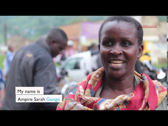 Buhoma, a town Gorillas have made – youtube