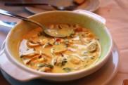 Ceva supa de scoici