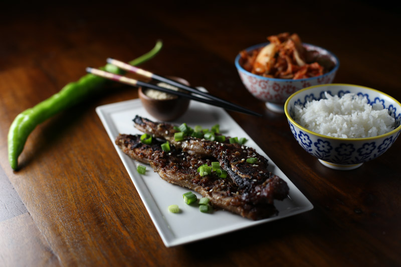 Kalbi Korean BBQ