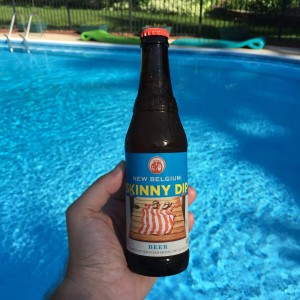 Skinny Dip from New Belgium Brewing