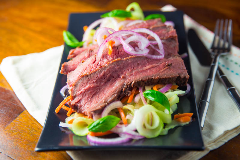 Thai Marinated Tri Tip