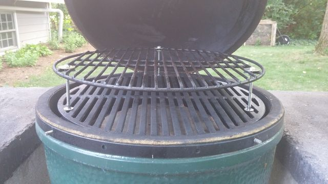 Big Green Egg Cooking Configurations
