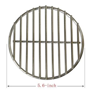 BBQ-funland-304-Stainless-Steel-High-Heat-Charcoal-Fire-Grate-for-Large-and-Minimax-Big-Green-Egg-Grill-0
