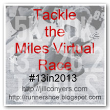Tackle The Miles Button