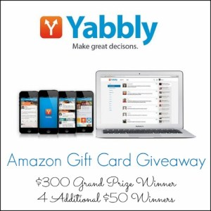 Yabbly-Giveaway