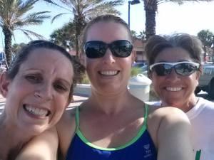 Paula, Amelia, Diane