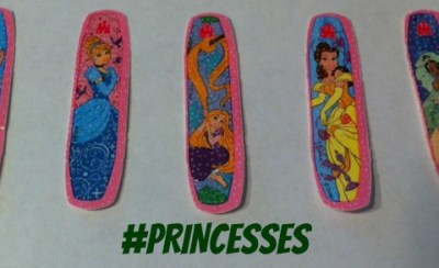 Princesses ALL CAPTIONED