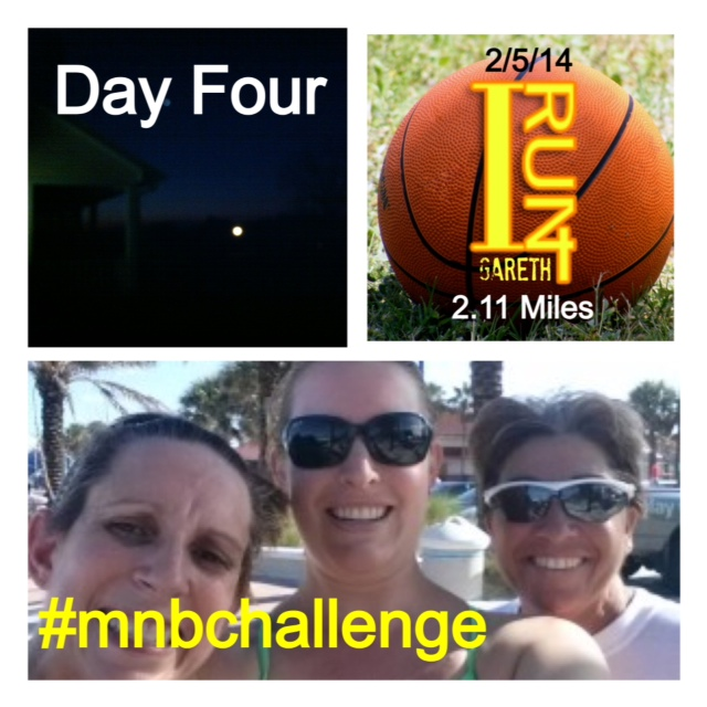 Challenge Day Four