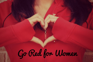 go red