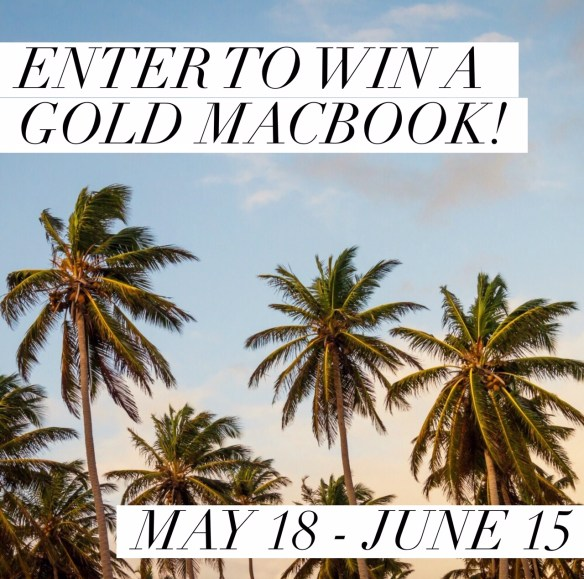 Macbook Giveaway