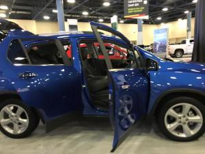Auto Show Ticket Giveaway