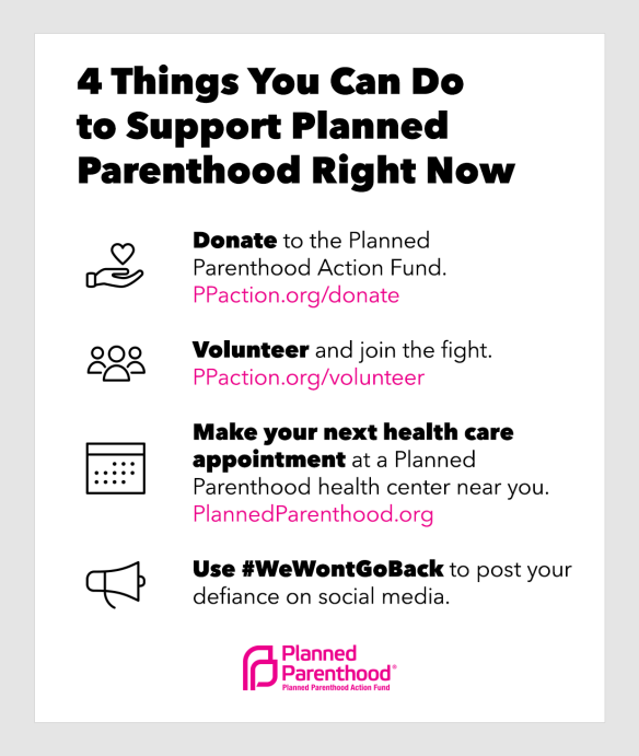 Planned Parenthood Advocacy