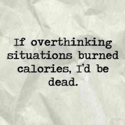 Don't Overthink. Improvise.