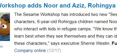 In December, I met Noor and Aziz